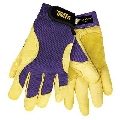 Tillman TrueFit® Deerskin Gloves