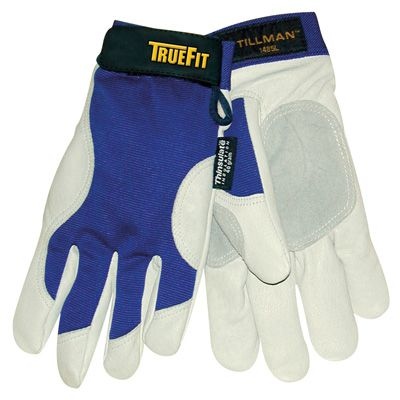 Tillman TrueFit® Pigskin Gloves