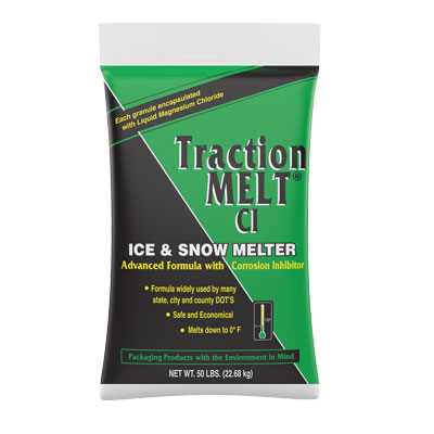 Traction Melt® 50lb Ice & Snow Melter