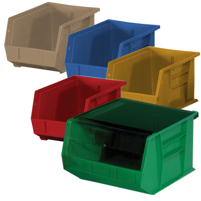 Ultra Stack and Hang Bins 10-3/4L x 8-1/4W x 7H