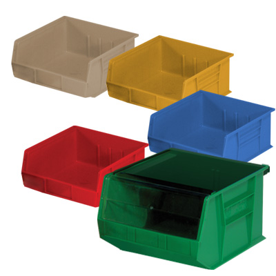 Ultra Stack and Hang Bins 10-7/8L x 11W x 5H