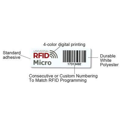 Universal Micro RFID Tags