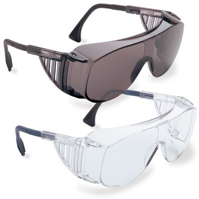 Uvex® Ultra-Spec 2001 OTG Safety Glasses