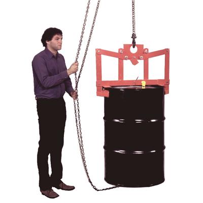 Vertical Drum Lifter
