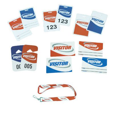 Visitor ID Kit