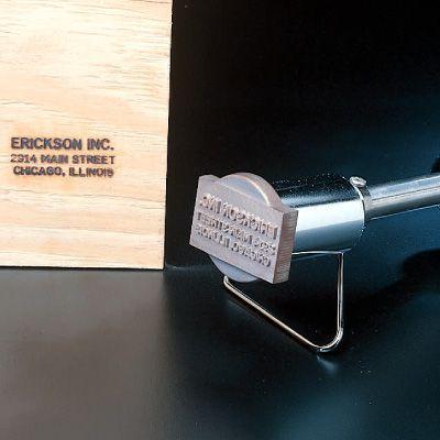 Wallbrand™ Electric Branding Tool
