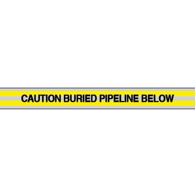 Pipeline Underground Warning Tape