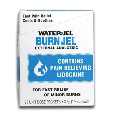 WATER-JEL® First Aid Burn Gel