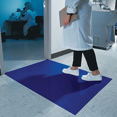Wearwell Clean Room Mat