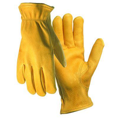 Wells Lamont® Deerskin Work Gloves