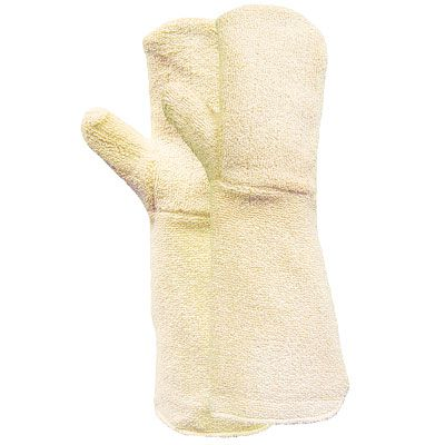 Wells Lamont® Jomac® Terry Cloth Mitt with Long Cuff M937HRL