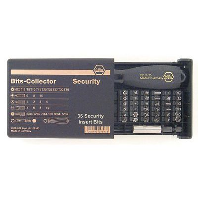 Wiha® Tools - Security Bit Sets 71990