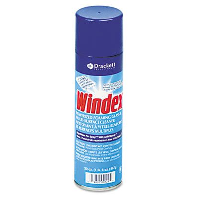 Windex® Powerized Formula® Glass & Surface Cleaner DVO990129CT