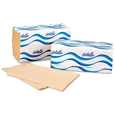 Windsoft Embossed Paper Towels 106