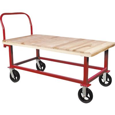 Work Height Platform Cart