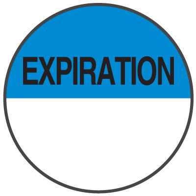 Expiration Write On Dots