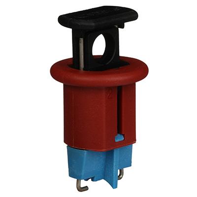 Standard Pin In Miniature Circuit Breaker (MCB) Lockout by Brady (90847)