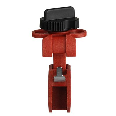 Tie Bar Miniature Circuit Breaker Lockout by Brady (90853)