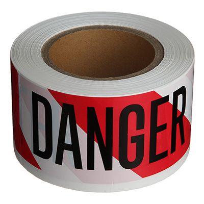 Barricade Tape - Danger Do Not Enter