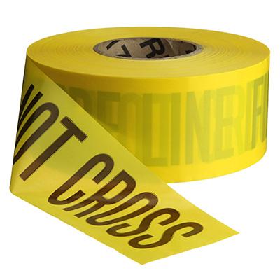 Fire Line Do Not Cross Barricade Tape