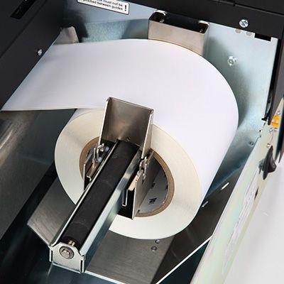 Brady J50C-4000-2595 BradyJet J5000 Label - White