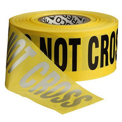 Presco Day Or Night Barricade Tape RB3103Y811