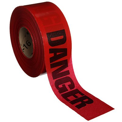 Barricade Tape - Danger/Peligro