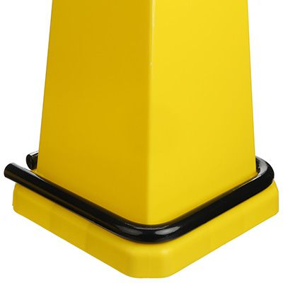 Safety Traffic Cones- Watch For Forklifts (With Graphic) (Bilingual)