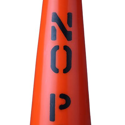 Worded Traffic Cones - No Parking