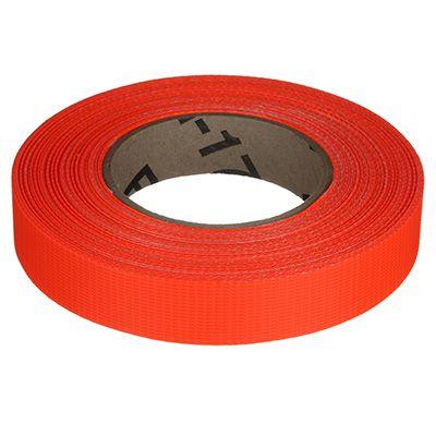Orange Nylon Barricade Tape