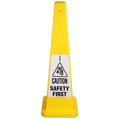 Safety Cone-C-Safety/Glo 35-Inches