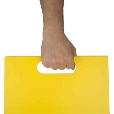 Heavy Duty Floor Stand Signs - Caution Tripping Hazard