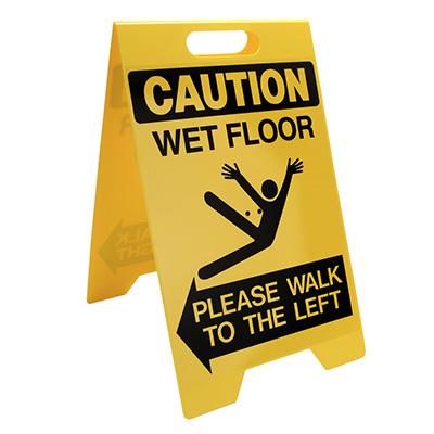 Wet Floor Portable - Floor Stand