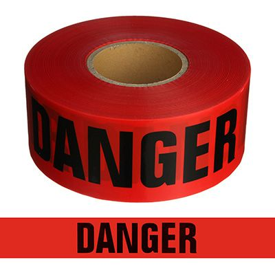 Barricade Tape - Danger