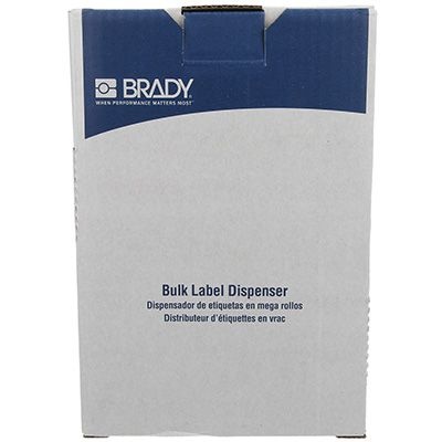 Brady BM71C-125-342 BMP71 Label - White