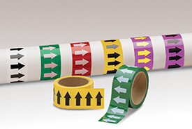 Arrows-On-A-Roll Tape