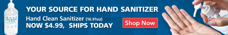 Hand Sanitizer Special