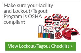 Lockout Checklist