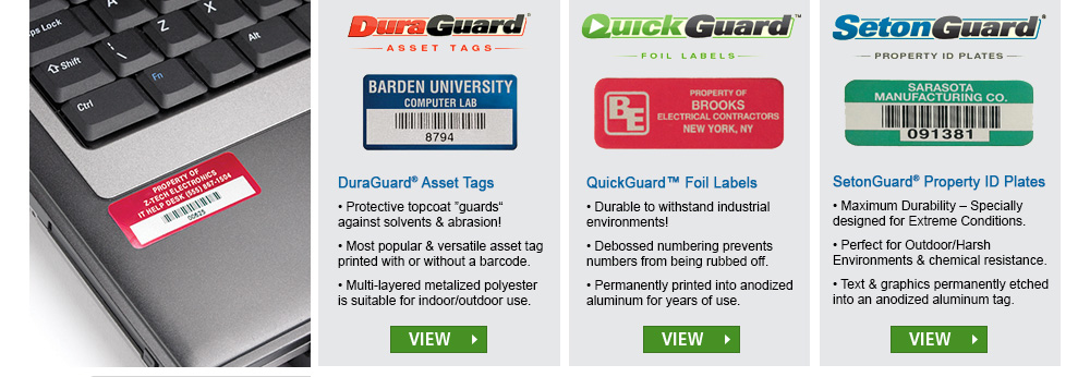 Asset Tags Buying Guide