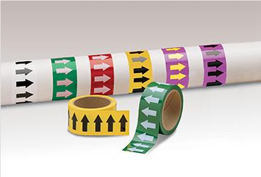 CPVC-Code™ Arrow Tape on a Roll