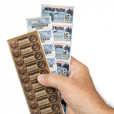 Full Color SetonGuard® Asset Tags