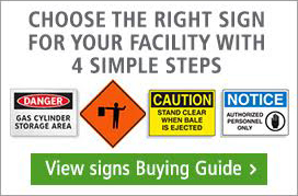 Signs Safety Signs Industrial Amp Business Signs Seton