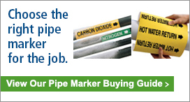 Pipe Marker Buying Guide